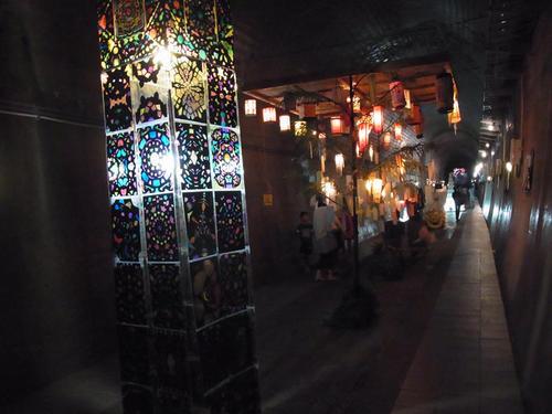 湧水トンネル七夕まつり