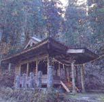 上洗川神社