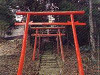 穴迫稲荷神社