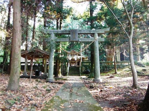 村山祖母神社
