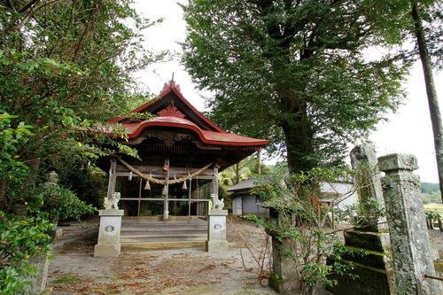 野尻川上神社
