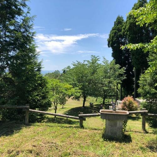 緑静苑キャンプ場